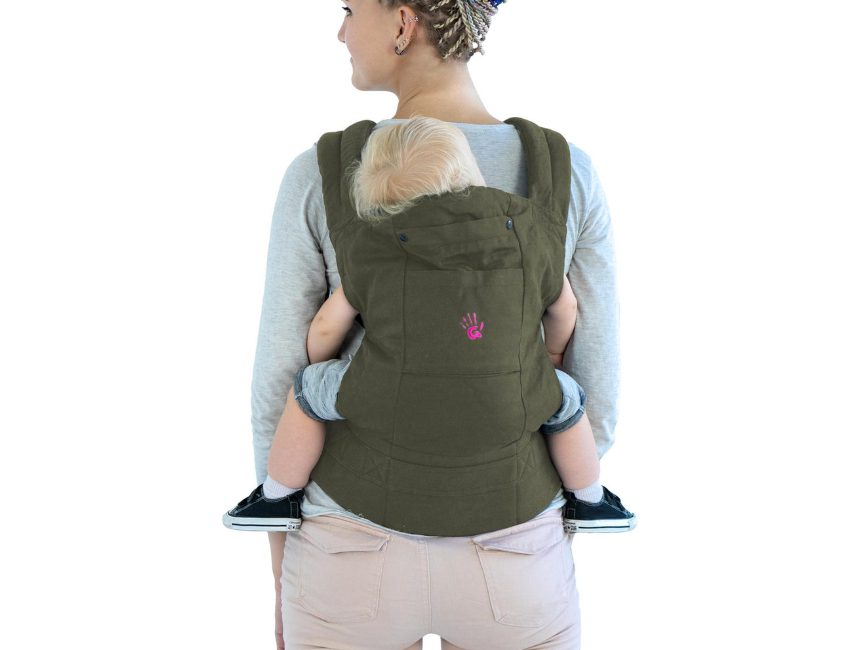 Gold Baby Carrier Multi Power