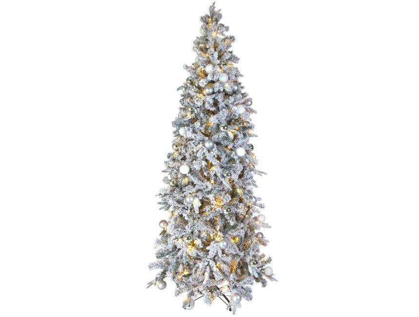 LED Avik kerstboom kunststof