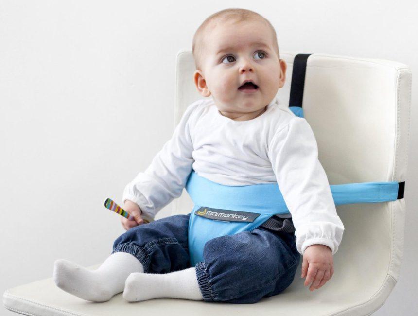 Minichair lichtgewicht kinderstoel