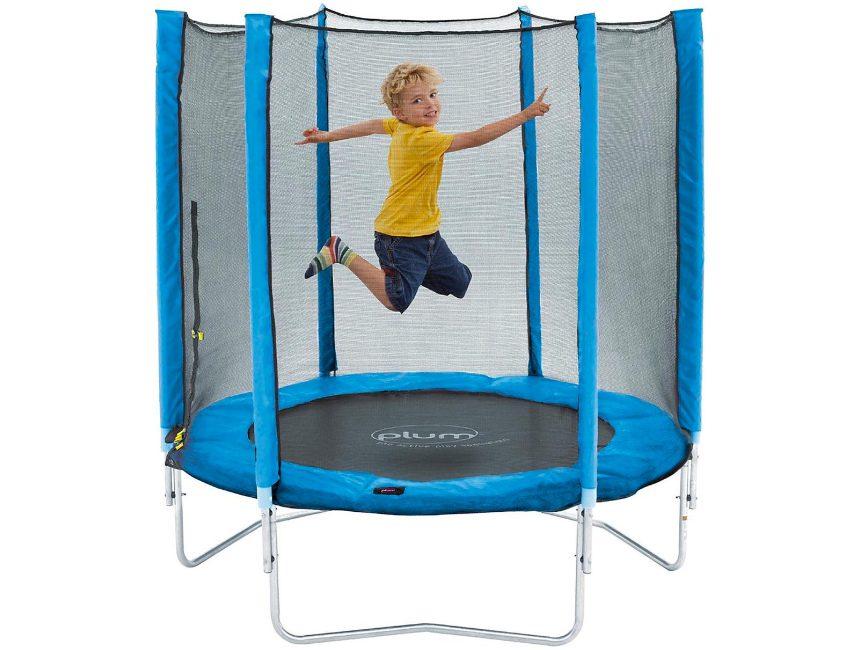 Plum Junior Beste trampoline voor peuters