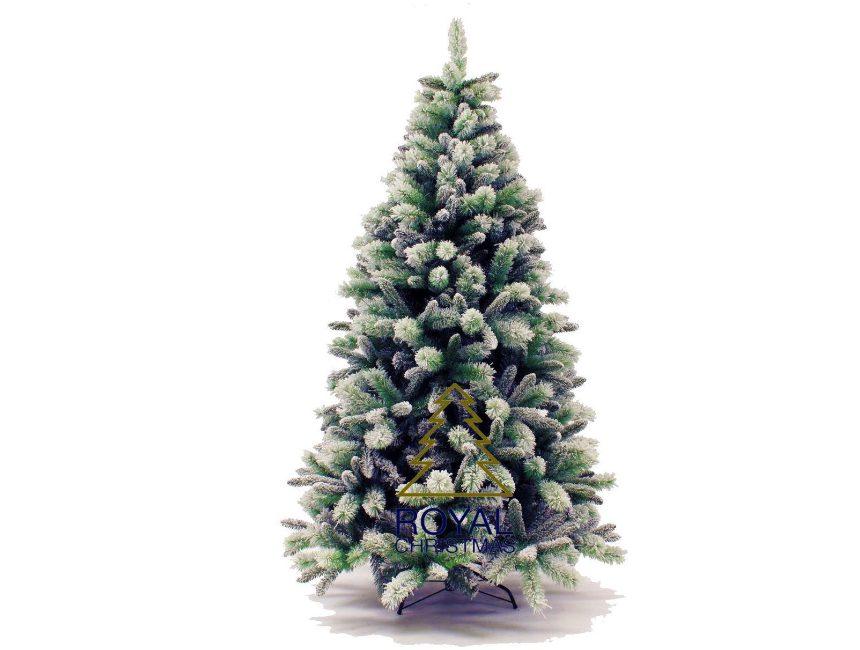Royal Christmas Clinton kunstkerstboom met sneeuw