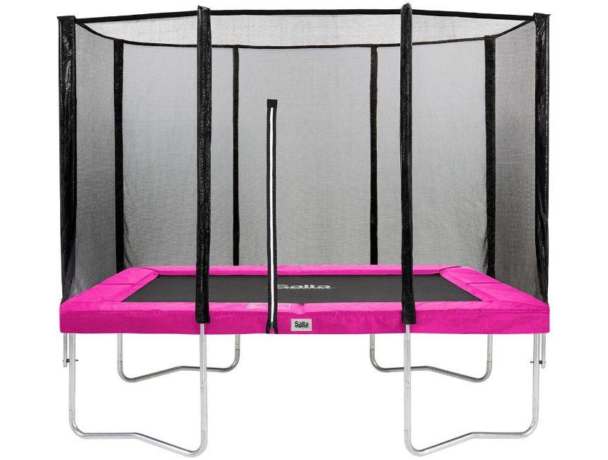 Salta Combo rechthoekige trampoline
