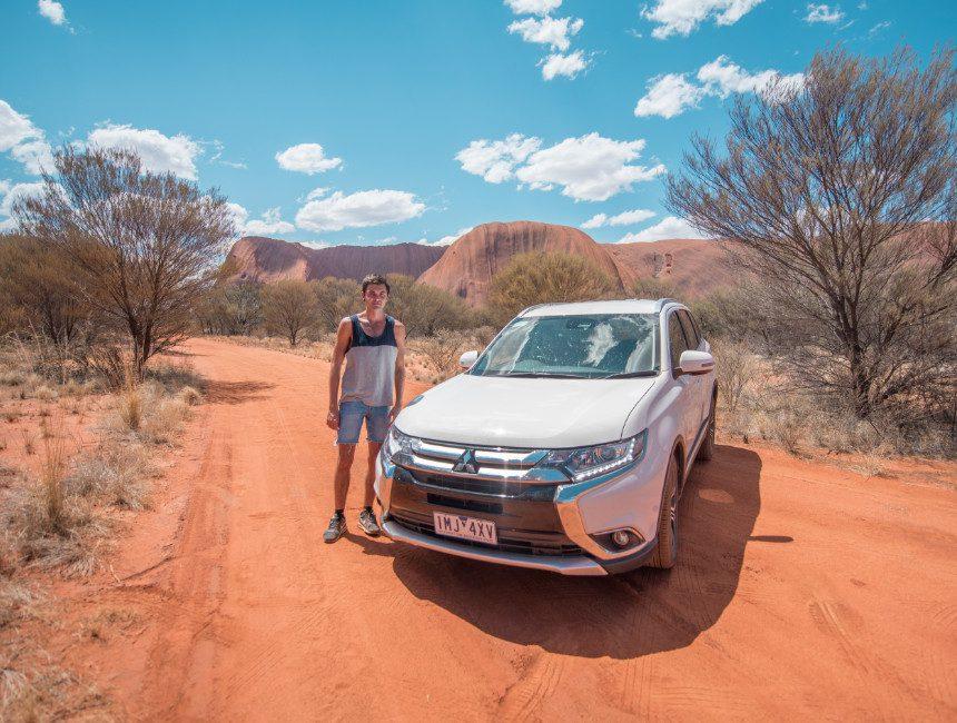 Auto huren Australië sunny cars