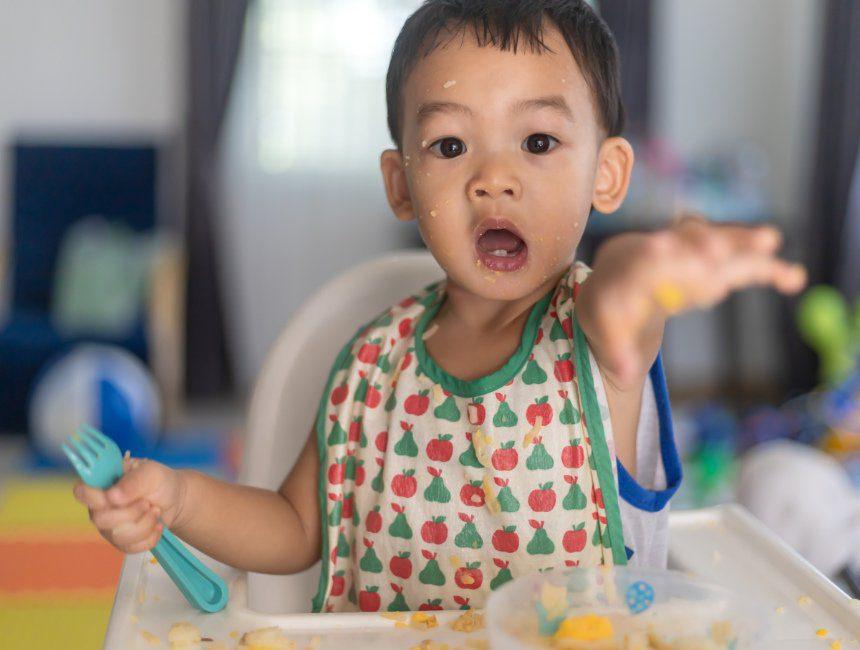 beste baby eetstoel