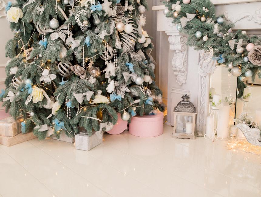 beste kunstkerstboom met verlichting