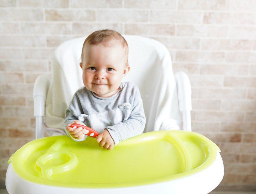 eetstoel baby