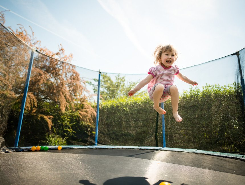 goede trampoline review