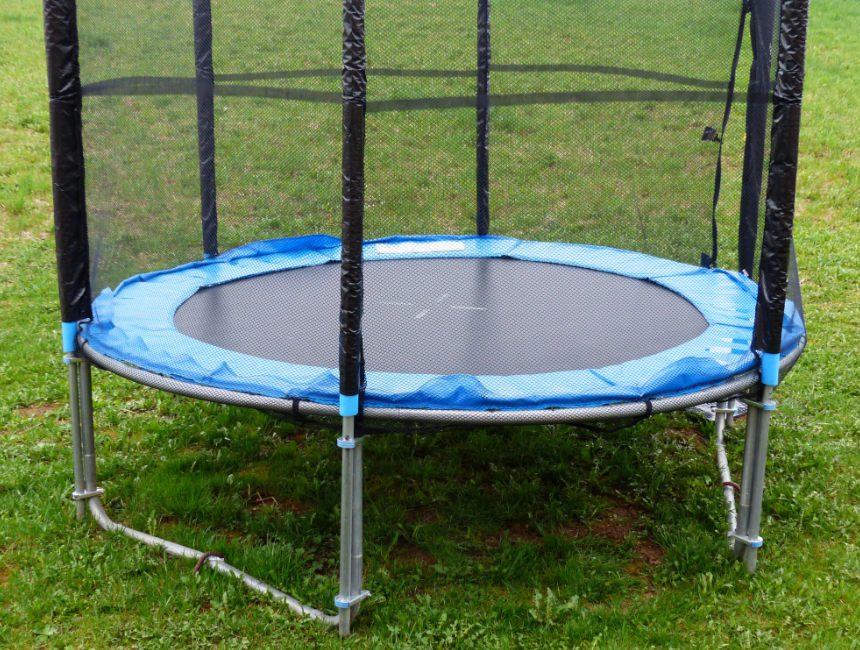 goede trampoline