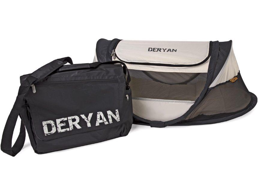 goedkope campingbedje Deryan Sunny Babybox