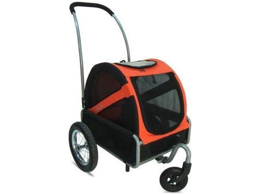 hondenbuggy fietskar DoggyRide Mini