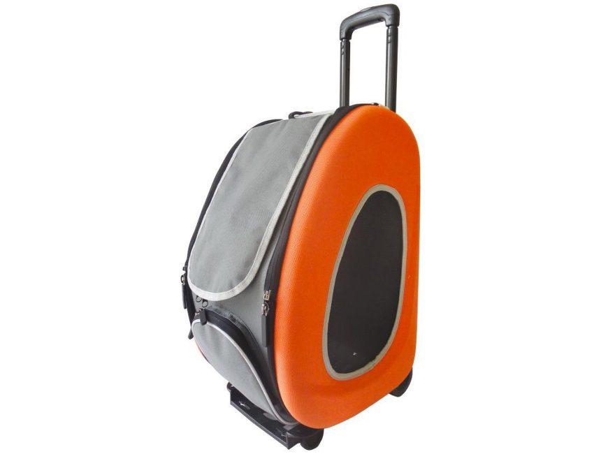 hondentrolley rugzak InnoPet 4 in 1