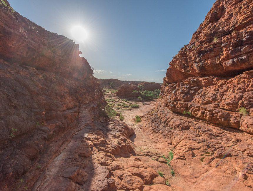 kings canyon australie autohuur