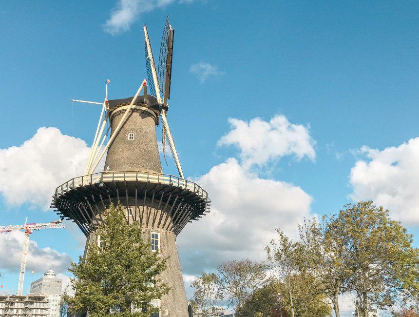 molens leiden nederland