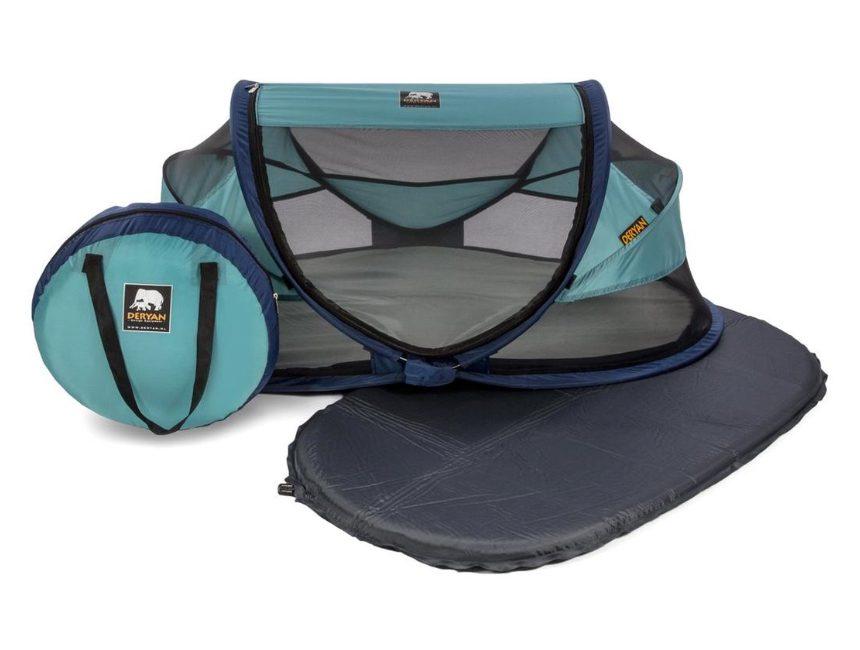 pop-up campingbedje Deryan Baby Luxe
