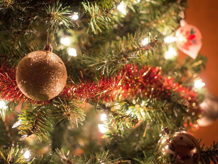 valse kerstboom