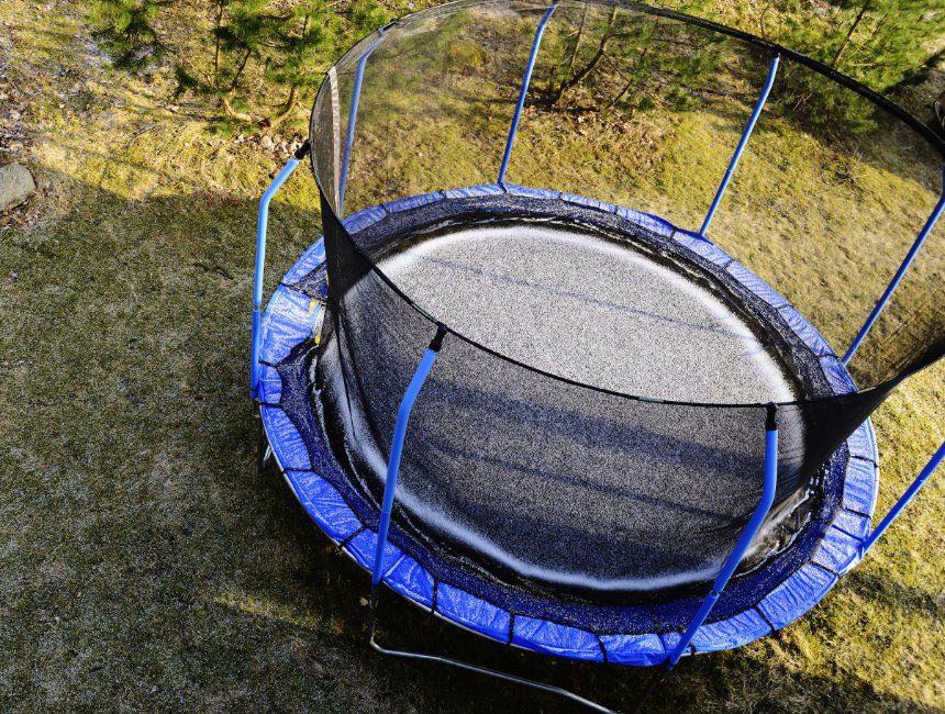 wat is de beste trampoline