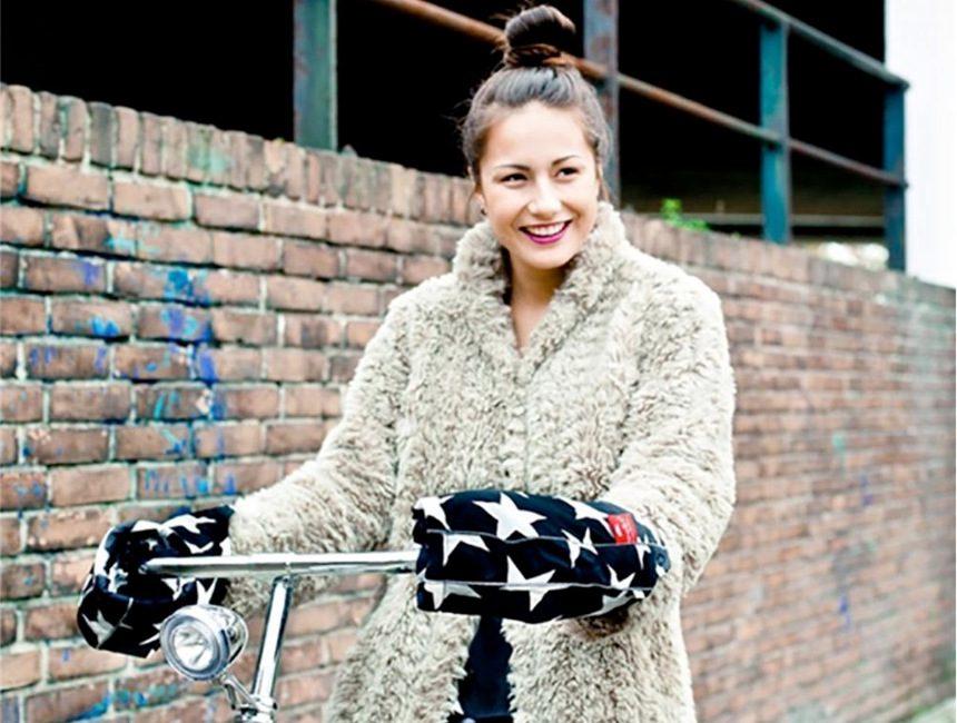 fietshandschoenen winter dames Wobs