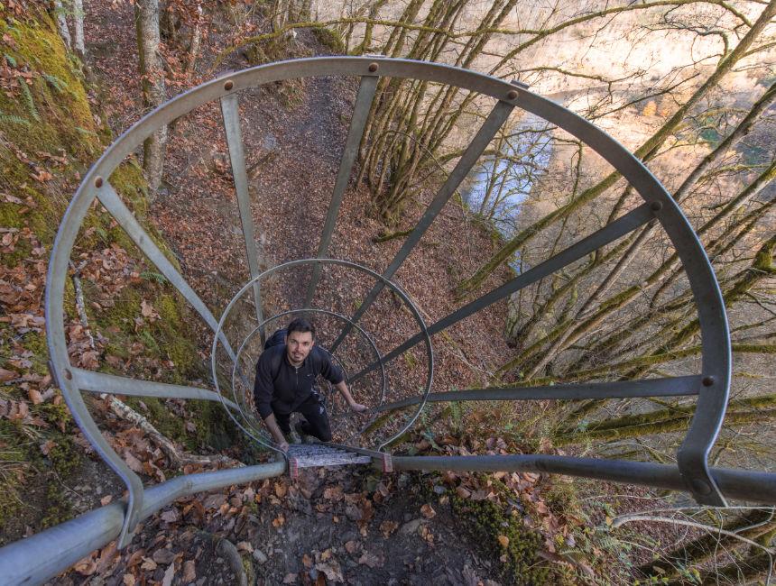 Echelles de Rochehaut mooiste wandelingen Ardennen