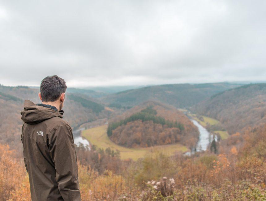 Graf van de Reus Ardennen wandelingen