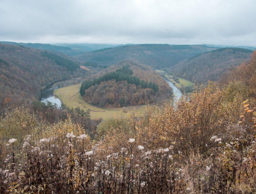 Tombeau du geant wandelroutes Ardennen