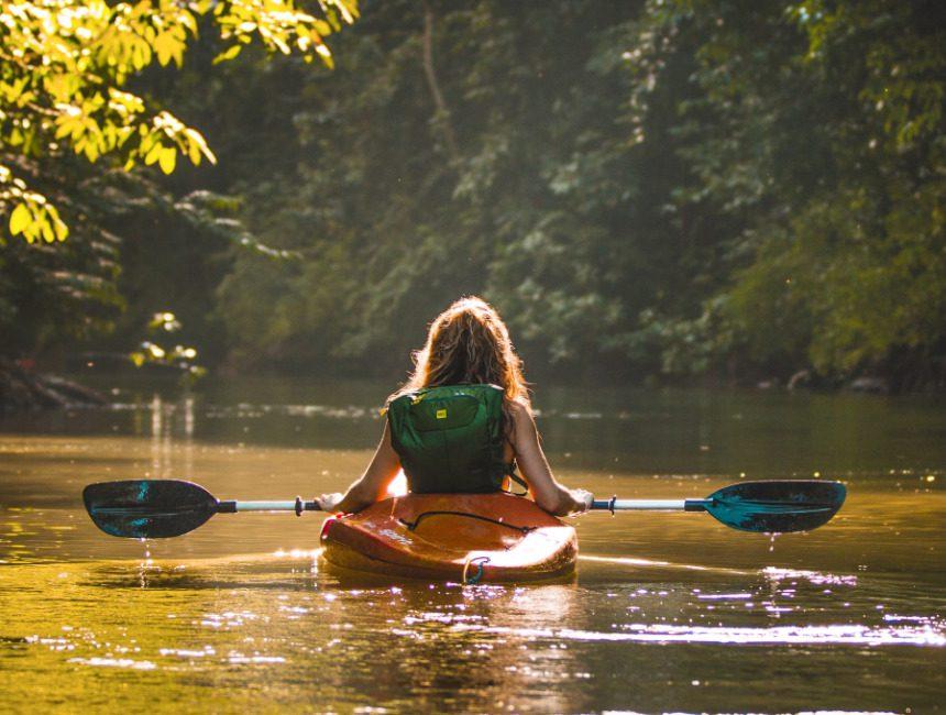kajakken ardennen kano