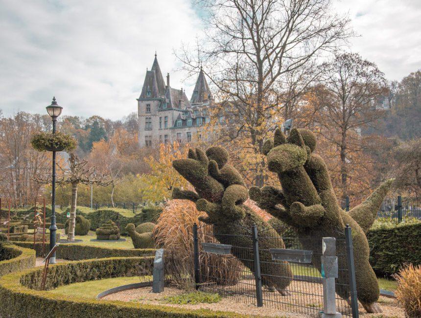 vormsnoeipark Durbuy Parc des Topiaires