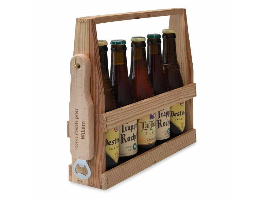 Gepersonaliseerd biercadeau