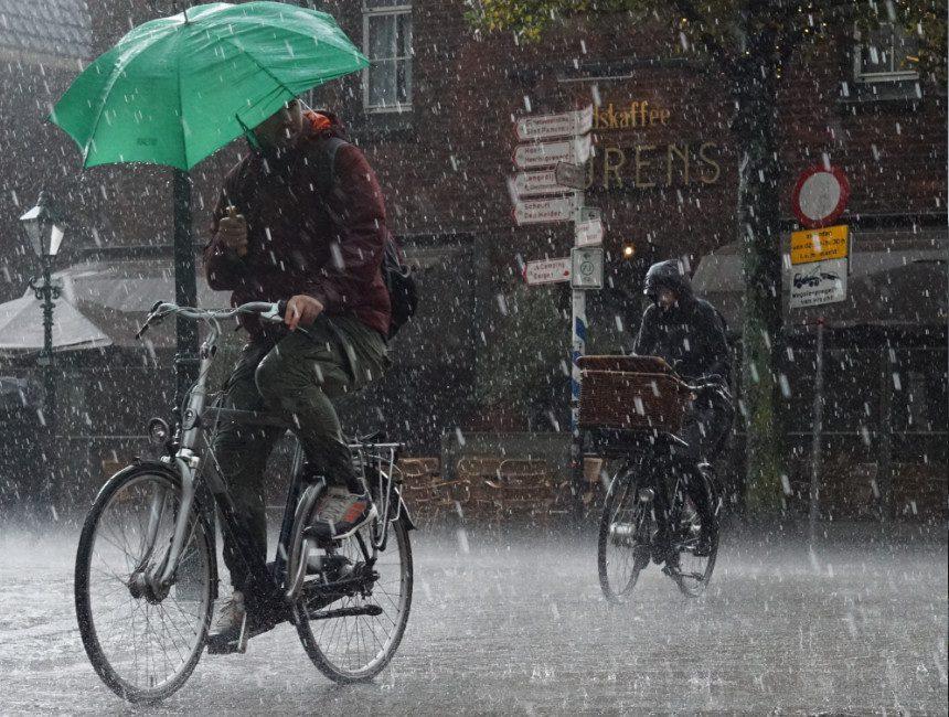 beste regenjas fiets