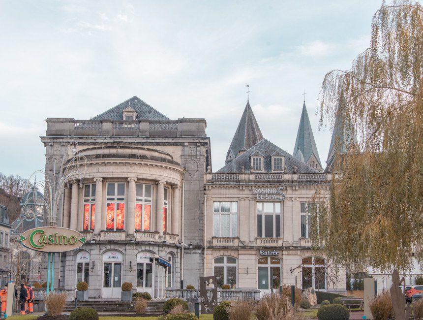 casino spa belgie bezienswaardigheden