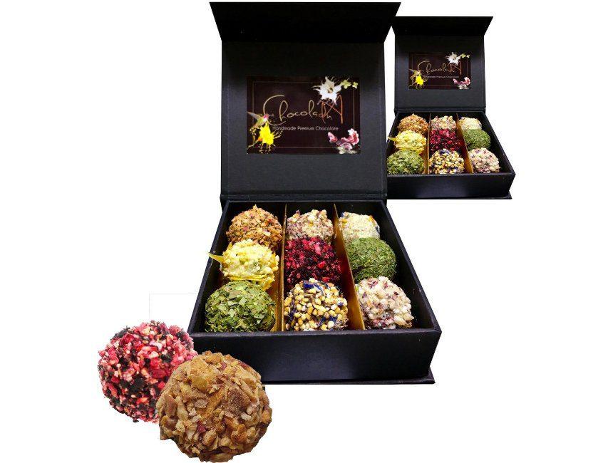 valentijnscadeau voor hem tips handgemaakte truffels