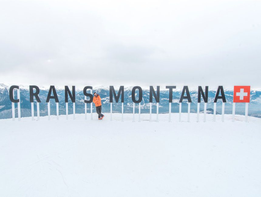 Crans Montana Zwitserland