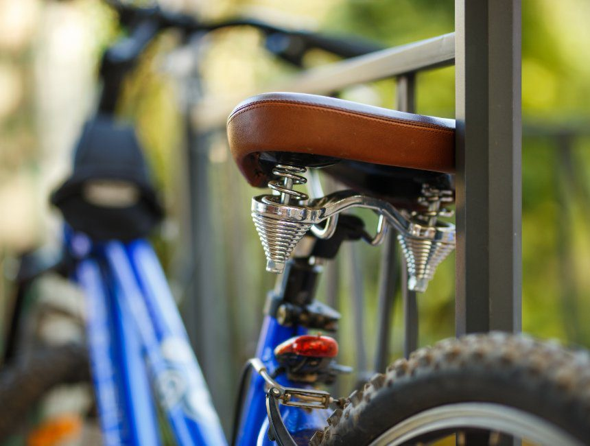 beste fietszadel met vering