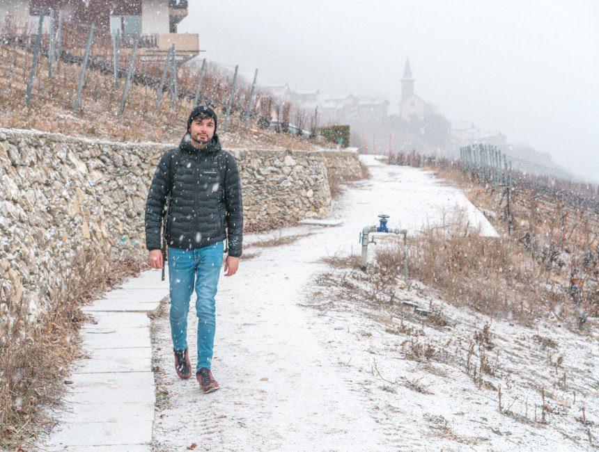 crans montana winter wijndomein