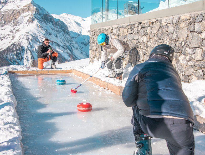 curling wintersport