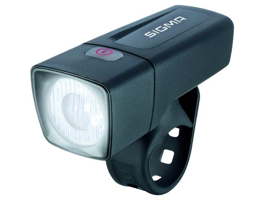 fietslamp batterijen Sigma Sport Aura 25
