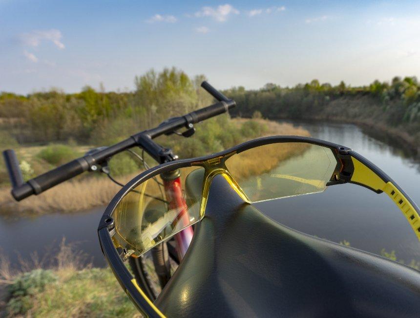 goede fietsbril