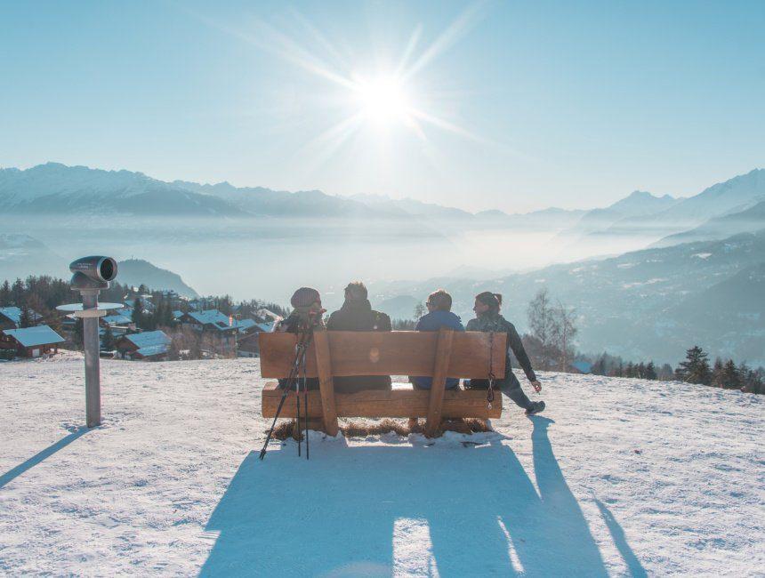 skigebied Zwitserland Crans Montana