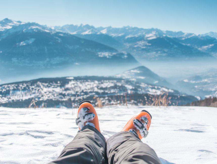 sneeuwsport crans montana