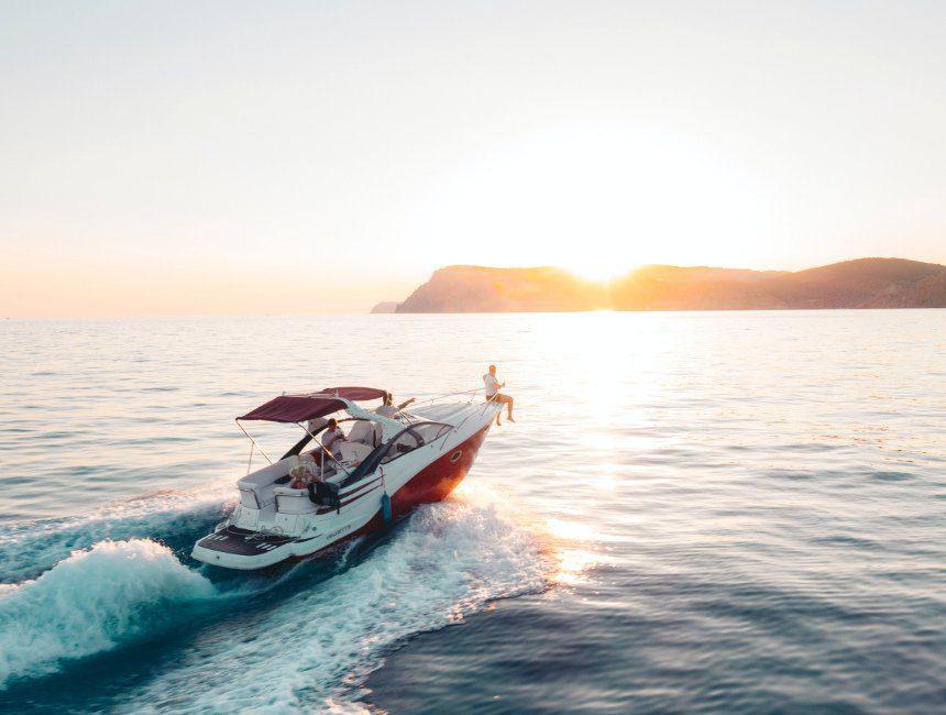 vermogen omvormer boot