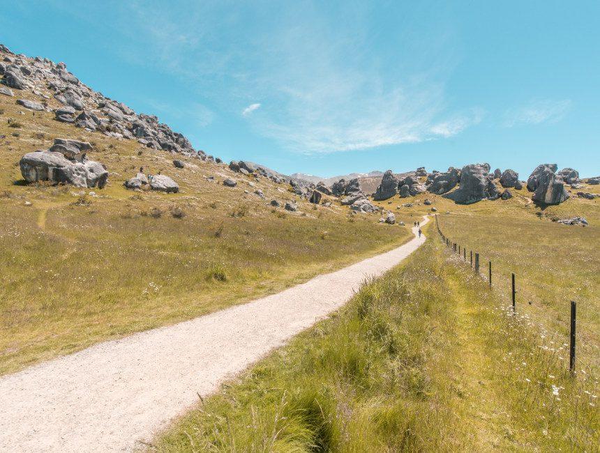 castle hill nieuw zeeland highlights