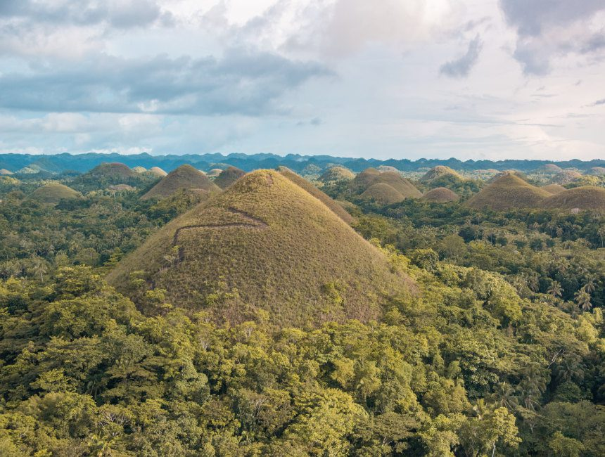 chocolate hills filipijnen bezienswaardigheden bohol