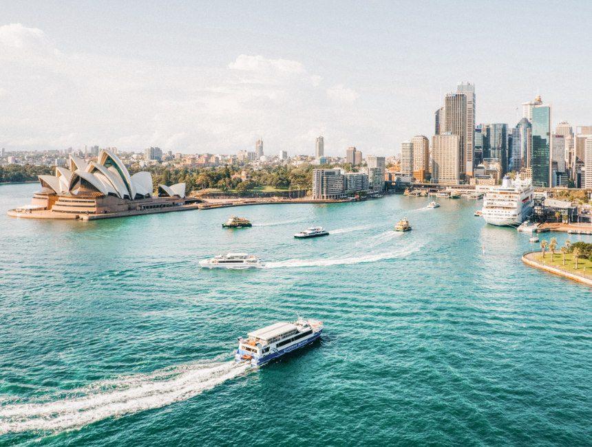 dingen om te doen in Australië sydney