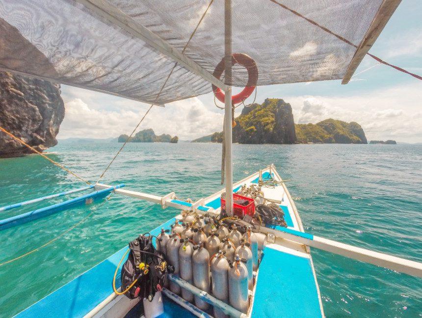 duiken in de filipijnen palawan