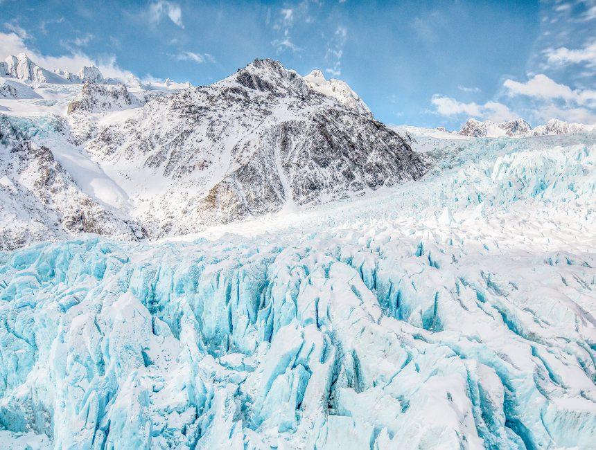 franz josef glacier dingen om te zien in Nieuw-Zeeland