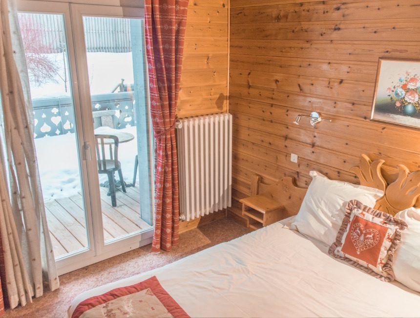 hotel le tremplin chatel wintersport