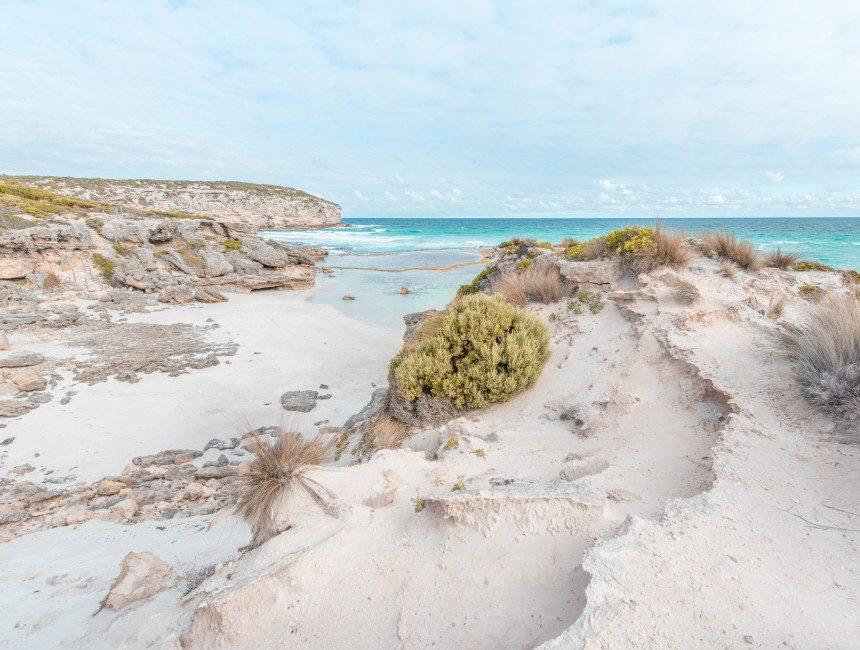 kangaroo island stranden bezienswaardigheden australie