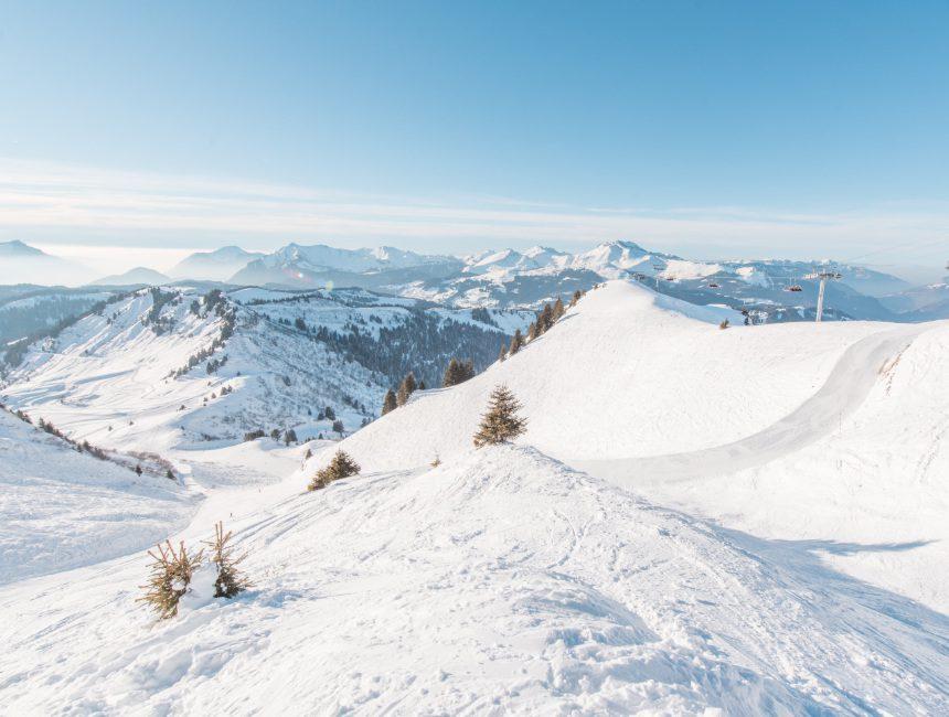 morzine skigebied