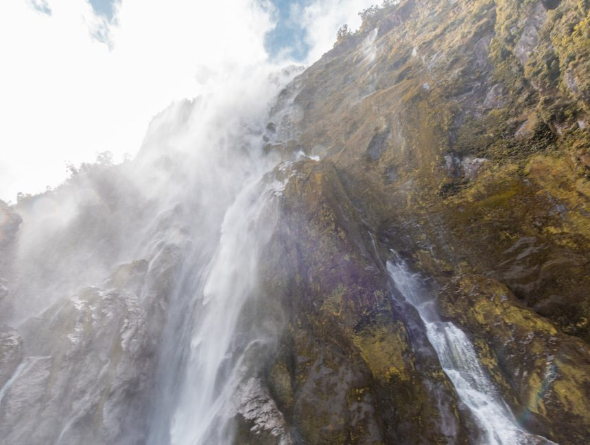 waterval milford sound