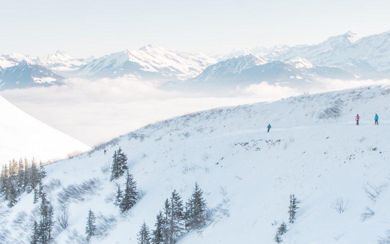wintersport portes du soleil frankrijk