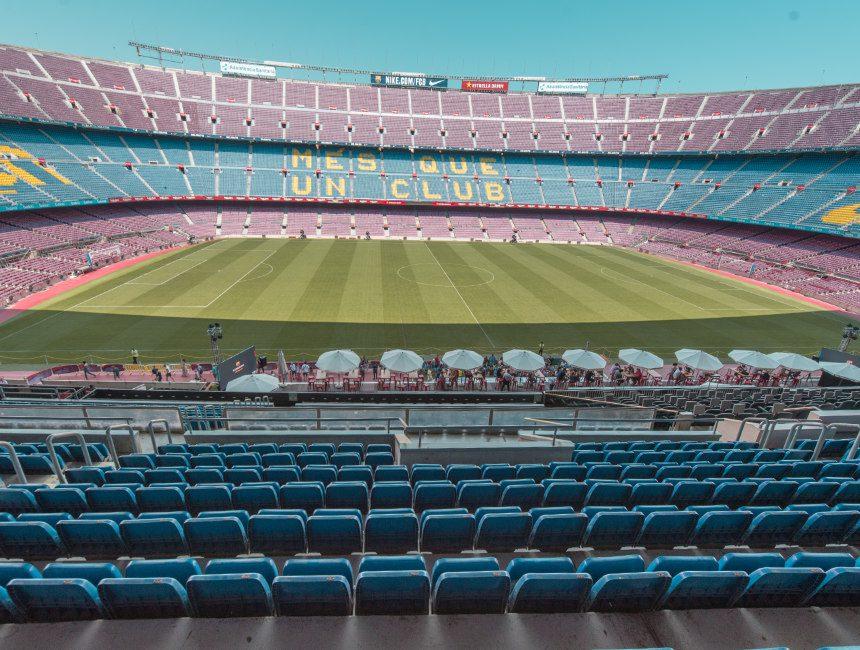 bezoek Camp Nou